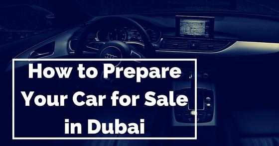 Selling a Car in Dubai